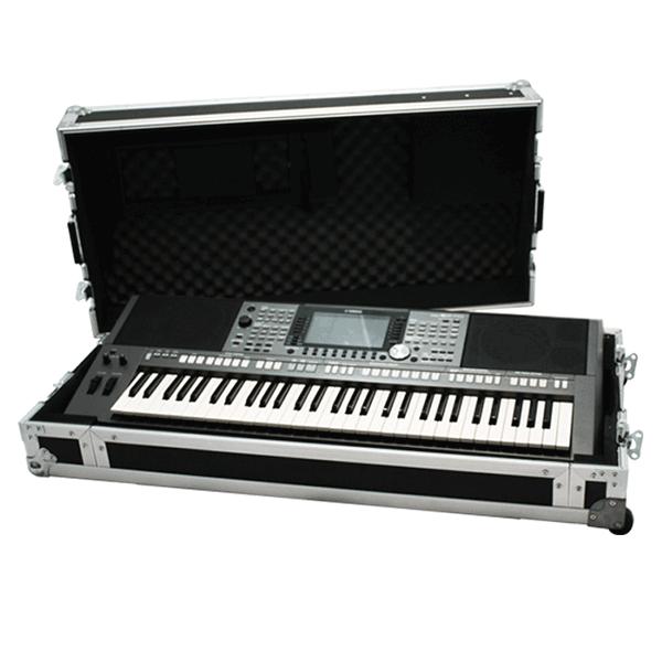 flight case keyboard yamaha psr