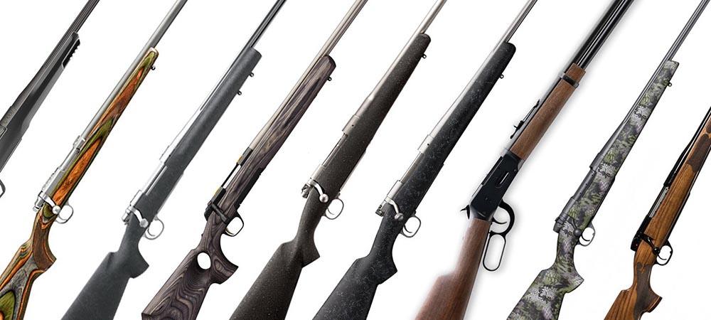 انواع اسلحه شکاری